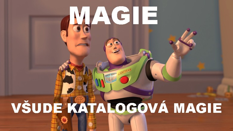 KATALOGOVA-MAGIE